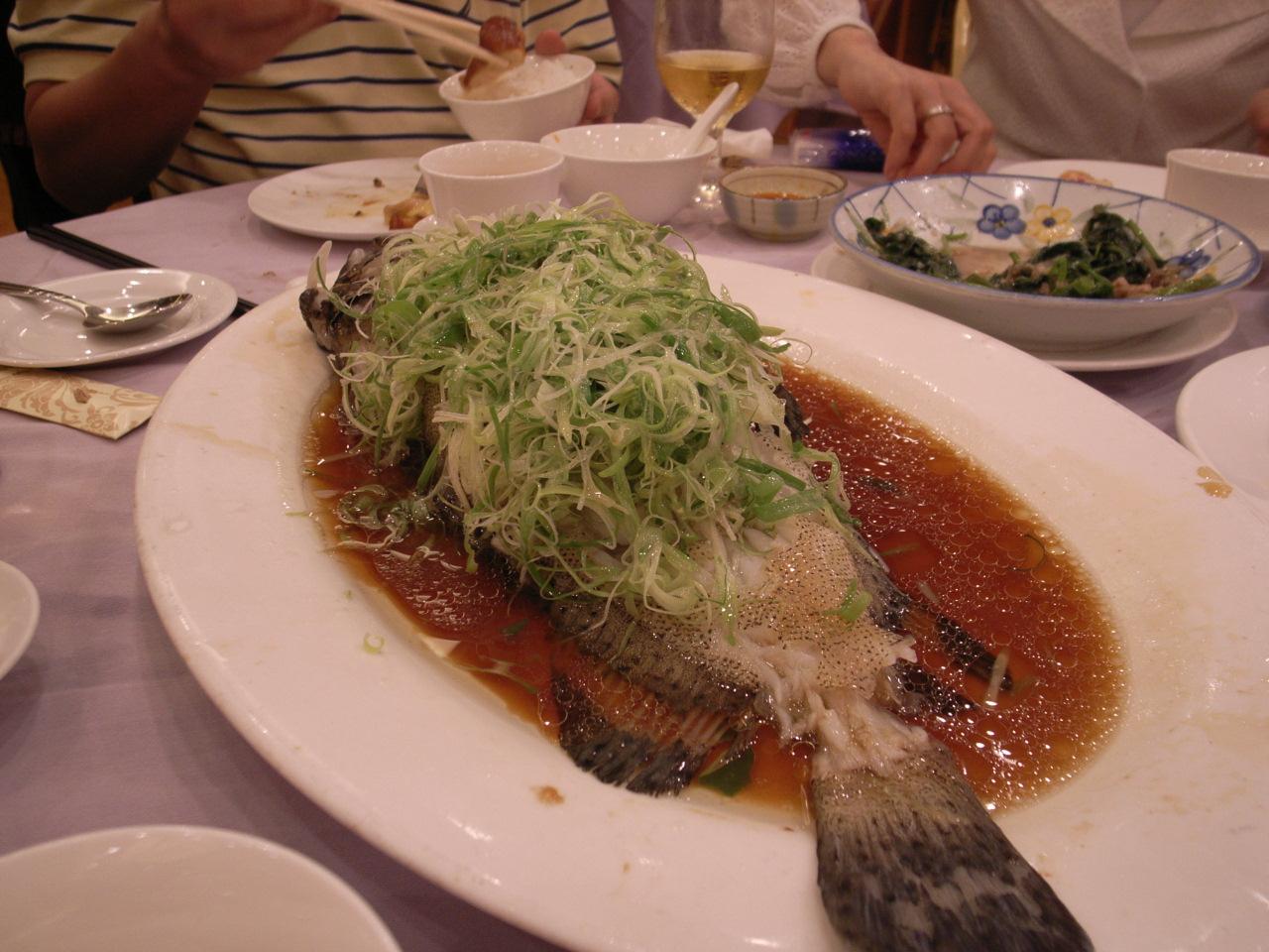 Tong S Seafood Restaurant Marina Mall
