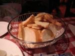 Signature Bread Basket at Louis