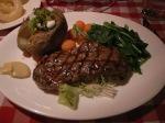 Sirloin at Louis Steak House
