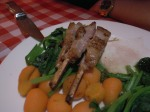 Lamb Chop at Louis Steak House