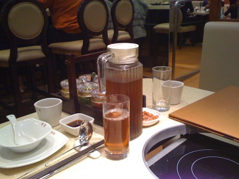 Plum Juice (酸梅湯)
