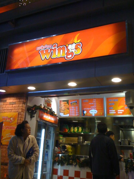 Nuke'em Wings