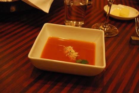 Bouillabaisse at Melt Bar & Grill