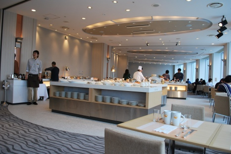 Buffet Breakfast at Yotei Restaurant