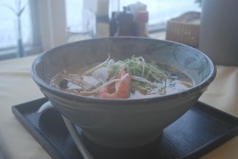 Japanese Ramen at Restaurant Gulliver