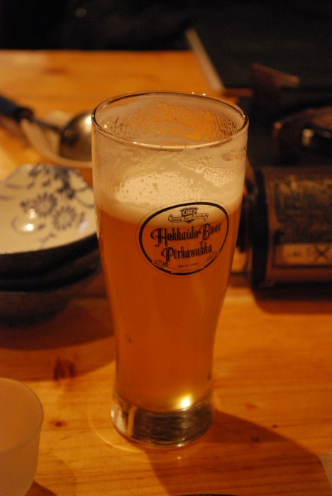 The White Collars from Hokkaido Beer Pirkawakka