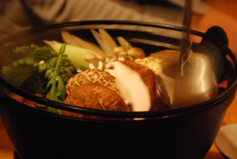 Sukiyaki at Abucha (Picture 1)