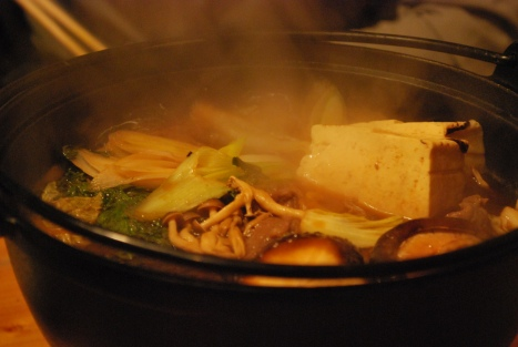 Sukiyaki at Abucha (Picture 2)