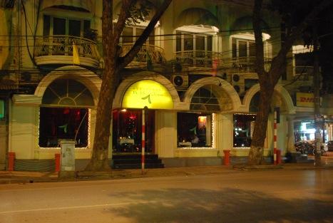 Restaurant Bobby Chinn