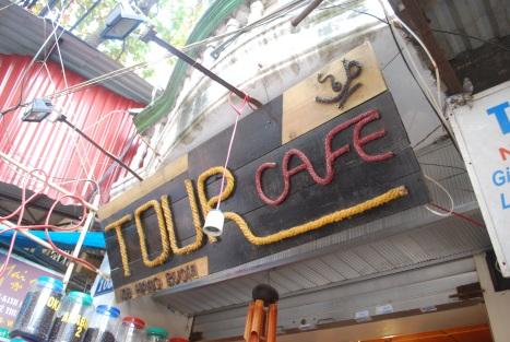 Tour Cafe, Hanoi, Vietnam