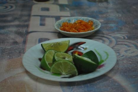Lime & Chili