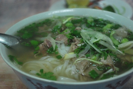 Hanoi Pho Noodle at USD 86 Cents!