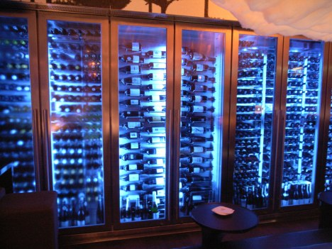 Wine Stock at Tastings Wine Bar