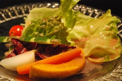 Freshly Harvest Salad