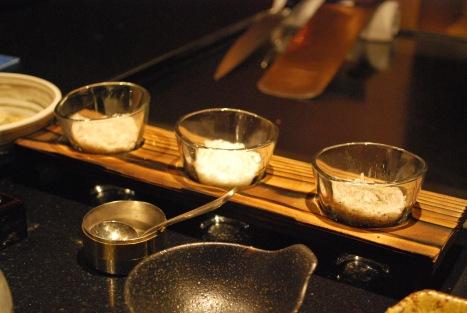 And 3 More Different Salt Still ...
