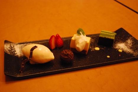 Hilton Special Dessert