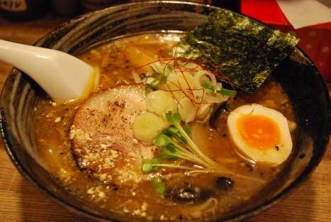 The Best Damn Bowl of Ramen, I Have Ever Had ... So Far ...