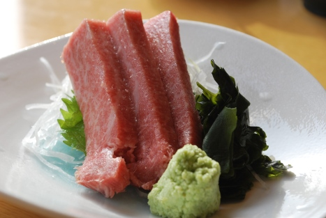Toro Sashimi - Cut 2