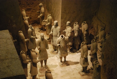 Terracotta Pit 2