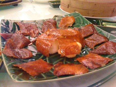 Roast Duck (烤鸭)