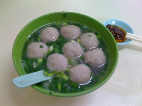 Beef Balls at Kwan Kee