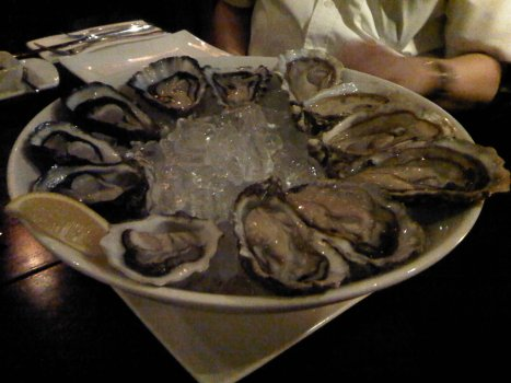 Oyster Platter 1