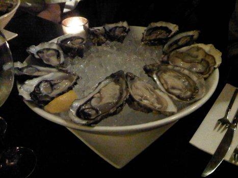 Oyster Platter 2