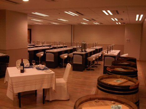 Wine Tasting Facility at the Hospitality Industry Training & Development Centre in Pokfulam 1