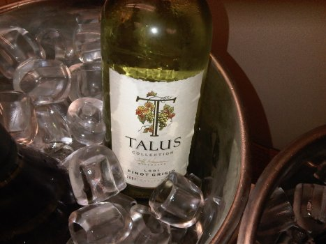 2007 Talus Collection Pinot Grigio