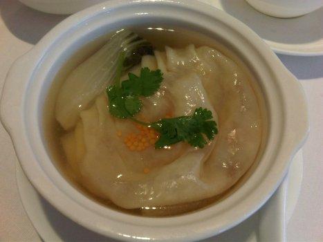 Soup Dumplings (灌湯餃)