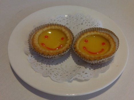 (Happy) Egg Tarts