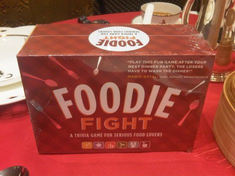 Foodie Fight - A Trivia Game for Serious Food Lovers